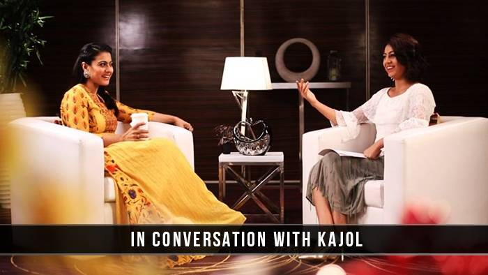 Kajol tells Atika Farooqui how she balances her work & home | Ajay Devgn | Interview | Helicopter Eela