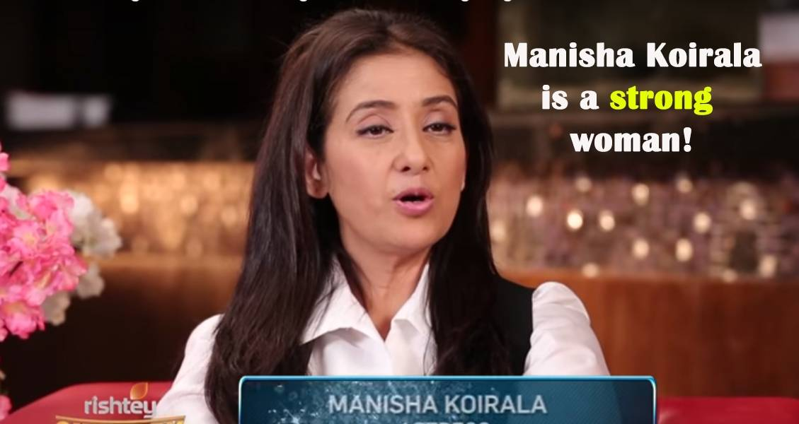Manisha Koirala on being left alone with Ovarian Cancer in New York