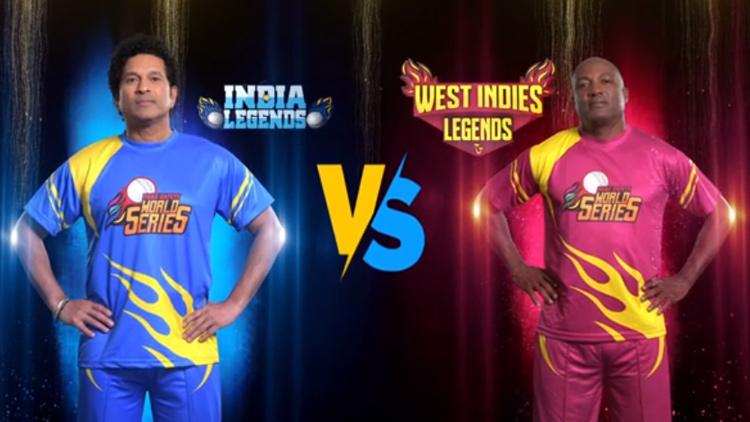 Unacademy Road Safety World Series | Sachin Tendulkar Vs Brian Lara | 7th March | Colors Cineplex